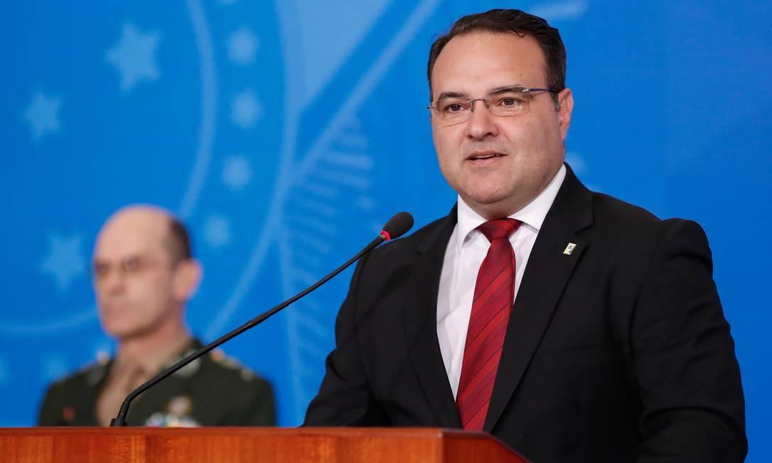 Ministro-Chefe da Secretaria Geral da Presidência, Jorge Oliveira 04/11/2019 Foto: Alan Santos/ Divulgação / Agência O Globo
