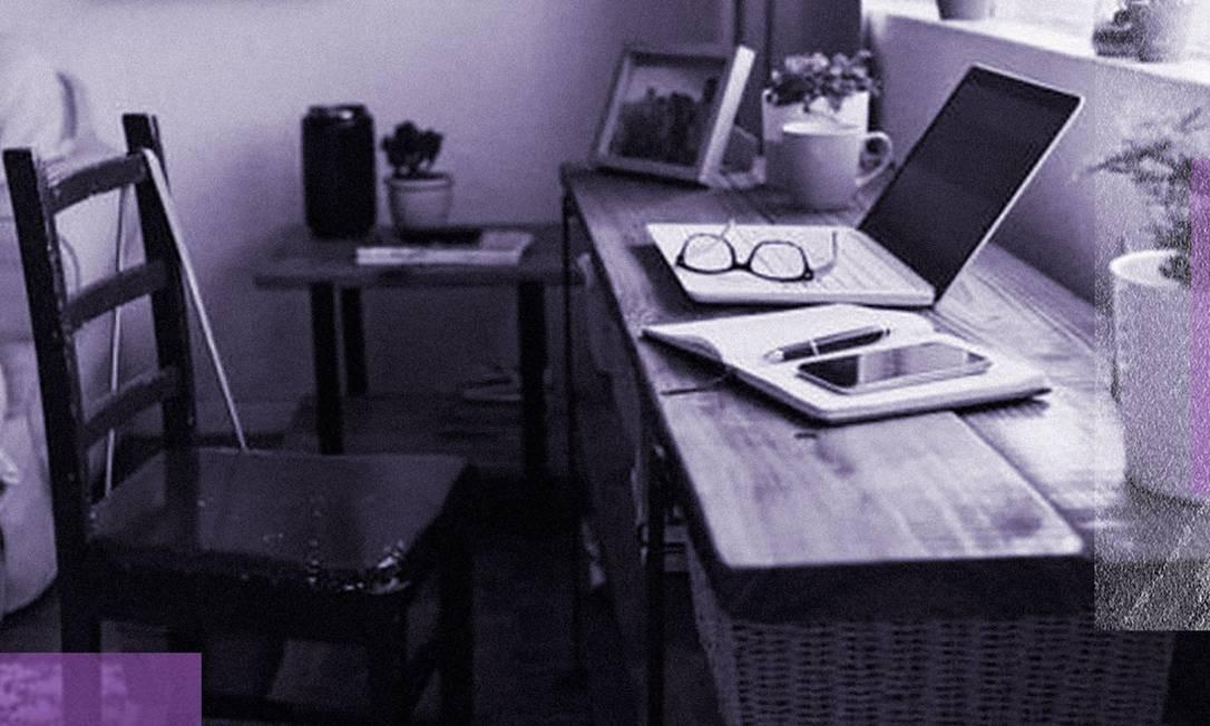 Infojobs registrou aumento de 387% nas vagas para home office em março Foto: Getty Images