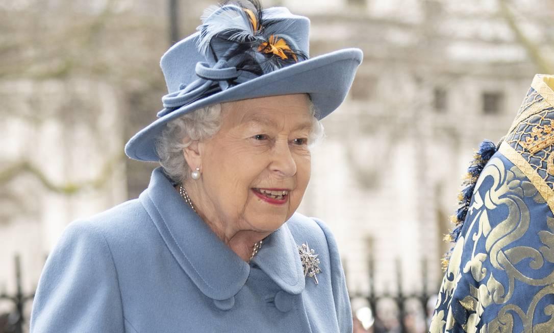 A rainha Elizabeth II Foto: Mark Cuthbert / UK Press via Getty Images