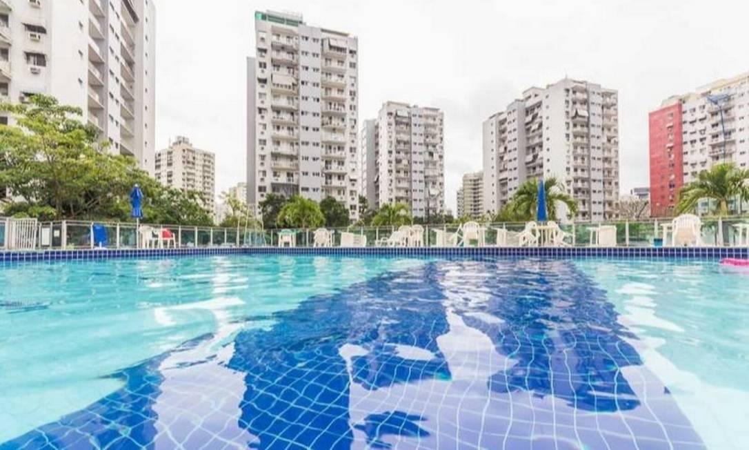 Condomínio Joia da Barra, na Barra da Tijuca, na Zona Oeste do Rio Foto: Divulgação