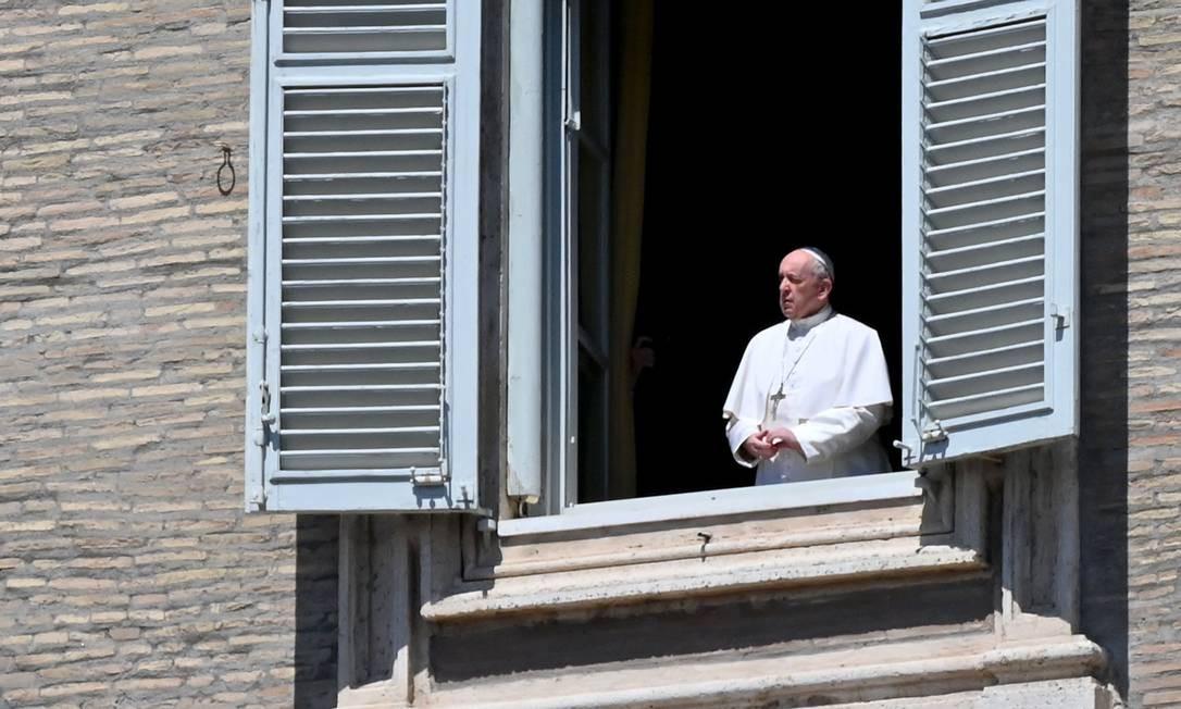 Em mensagem aos americanos, papa considera intolerável qualquer forma de racismo