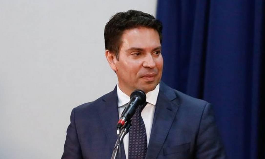 Alexandre Ramagem é delegado da Polícia Federal desde 2005 Foto: CAROLINA ANTUNES/PR