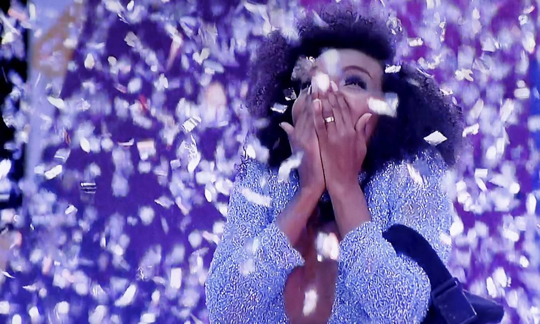 Thelma, a vencedora do BBB 20 Foto: MARCELO THEOBALD / O Globo