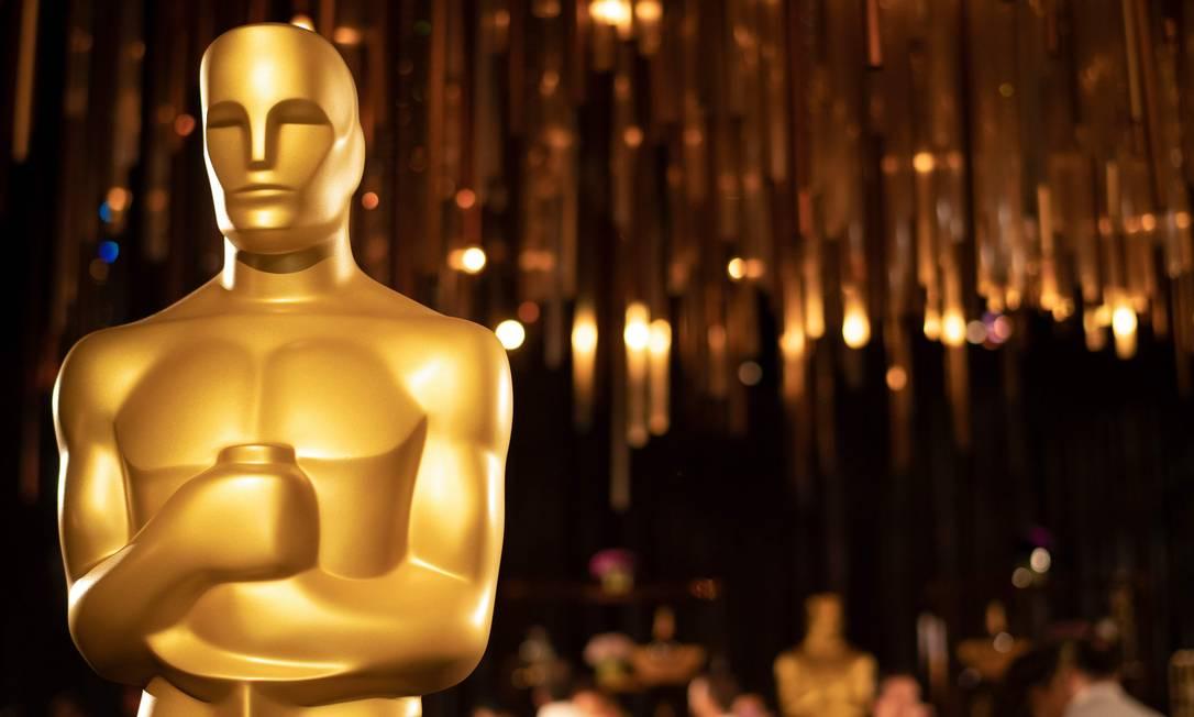 Oscar: filmes lançados no streaming estarão aptos a concorrer ao prêmio Foto: VALERIE MACON / AFP