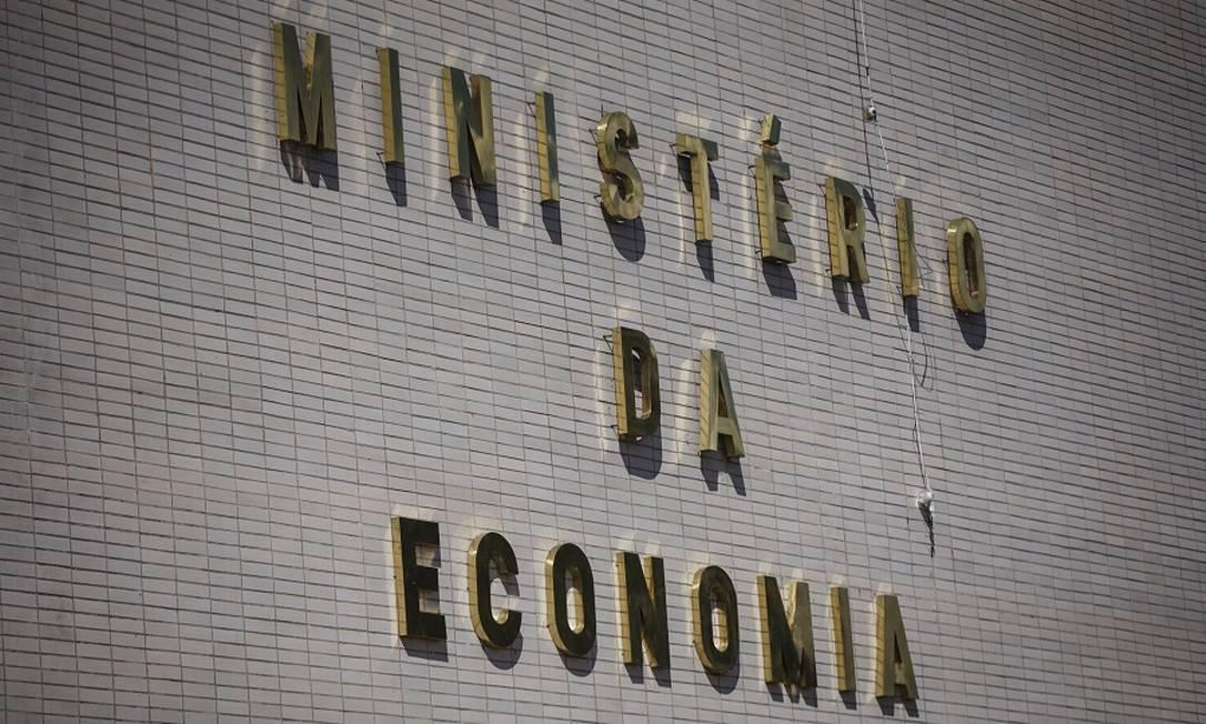 Ministério da Economia: auxílio a entes federados é suficiente. Foto: Daniel Marenco / Agência O Globo