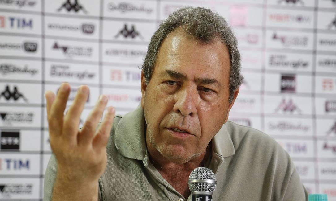 Carlos Augusto foi muito claro sobre o posicionamento do Botafogo - Foto: Vitor Silva/Botafogo/Divulgação