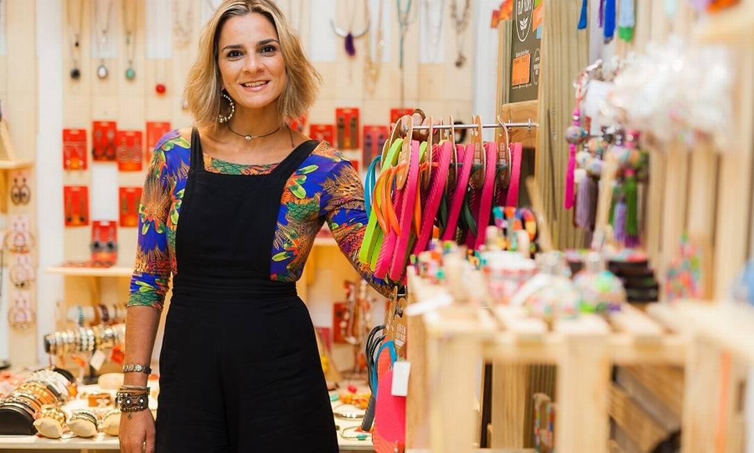 Marina Carneiro, da Retoke: inovação. Foto: Italo Lourenço / Divulgação