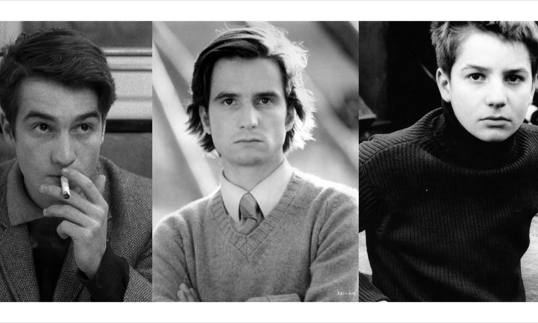 Truffaut retrata em cinco filmes diferentes momentos da vida do personagem Antoine Doinel Foto: Reprodução