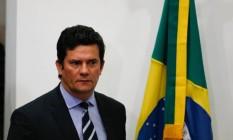 O ex-ministro Sergio Moro Foto: Pablo Jacob / Agência O Globo