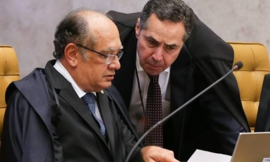 Mendes e Barroso já vinham se reaproximando há algum tempo Foto: Lula Marques / Agência PT