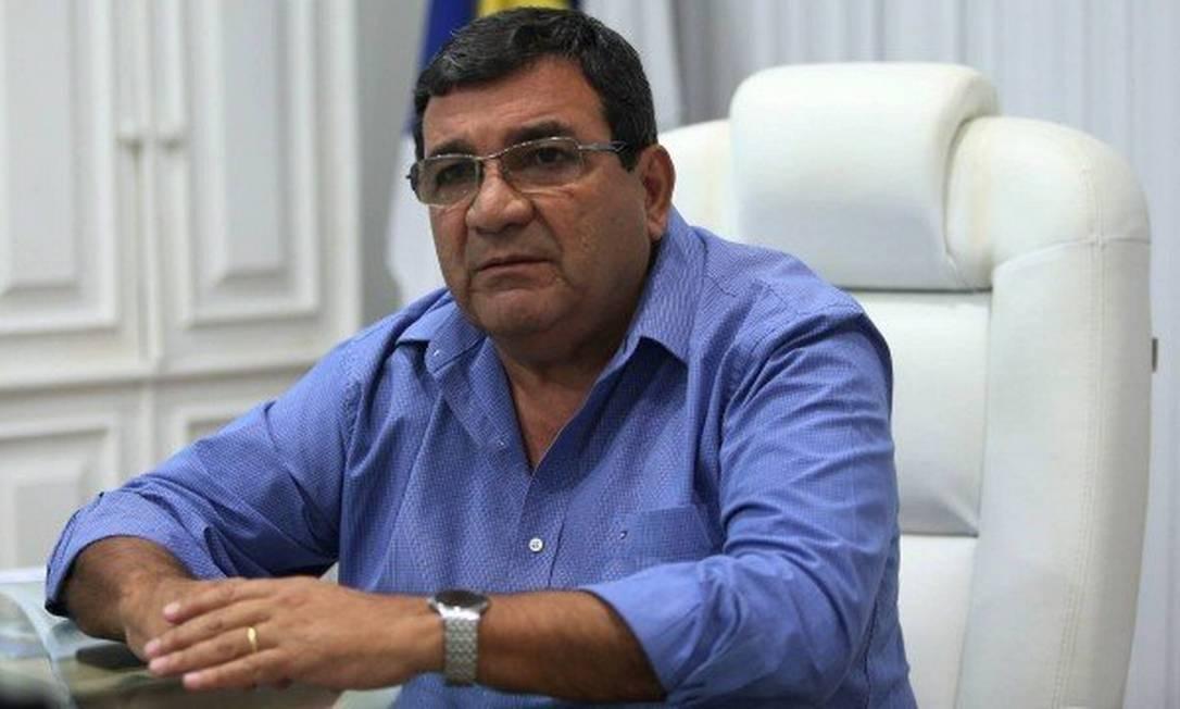 O prefeito de São Gonçalo, José Luiz Nanci (Cidadania) Foto: Fabiano Rocha / Agência O Globo