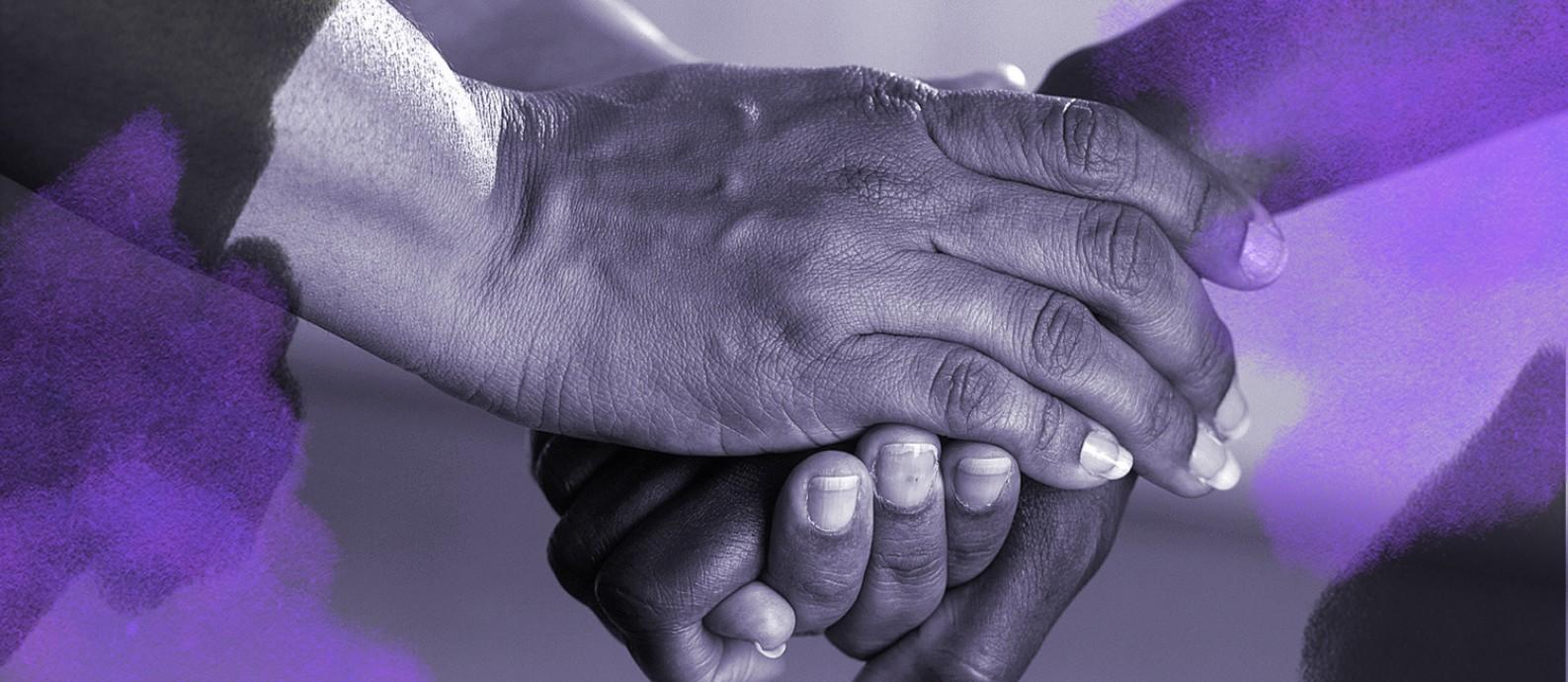 Projetos promovem ações solidárias voltadas para mulheres em situação de vulnerabilidade durante a pandemia de coronavírus. Foto: Arte sobre foto do Pixabay