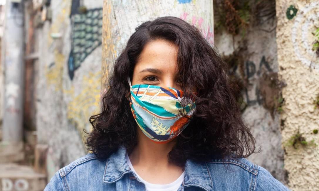 Tatiana Bueno, uma das idealizadoras do projeto Foto: Arquivo pessoal