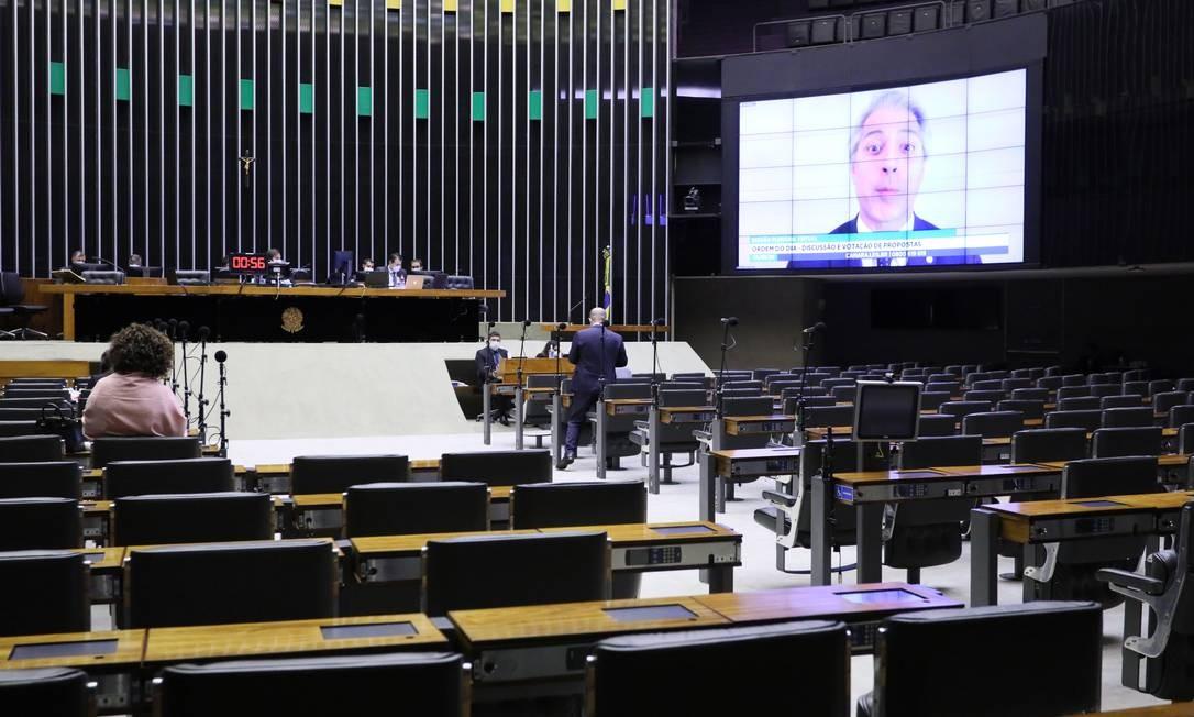 Amapá é o estado que mais perde com a alteração feita pela Câmara Foto: Najara Araújo/Câmara dos Deputados