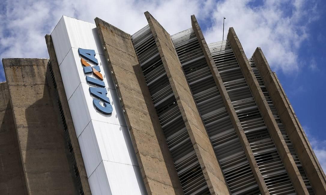 Sede da Caixa Econômica Federal: novo esquema para FGTS. Foto: Marcelo Camargo/Agência Brasil / Agência O Globo