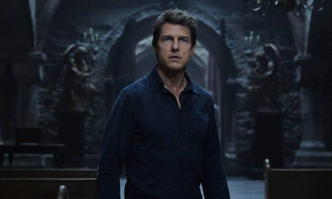 Tom Cruise pode ser tornar o primeiro ator a gravar no espaço Foto: Divulgação