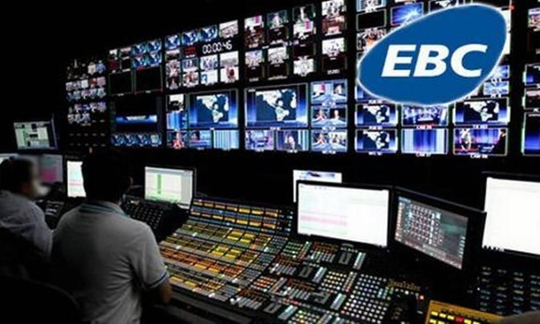 Empresa Brasil de Comunicação (EBC) Foto: Reprodução