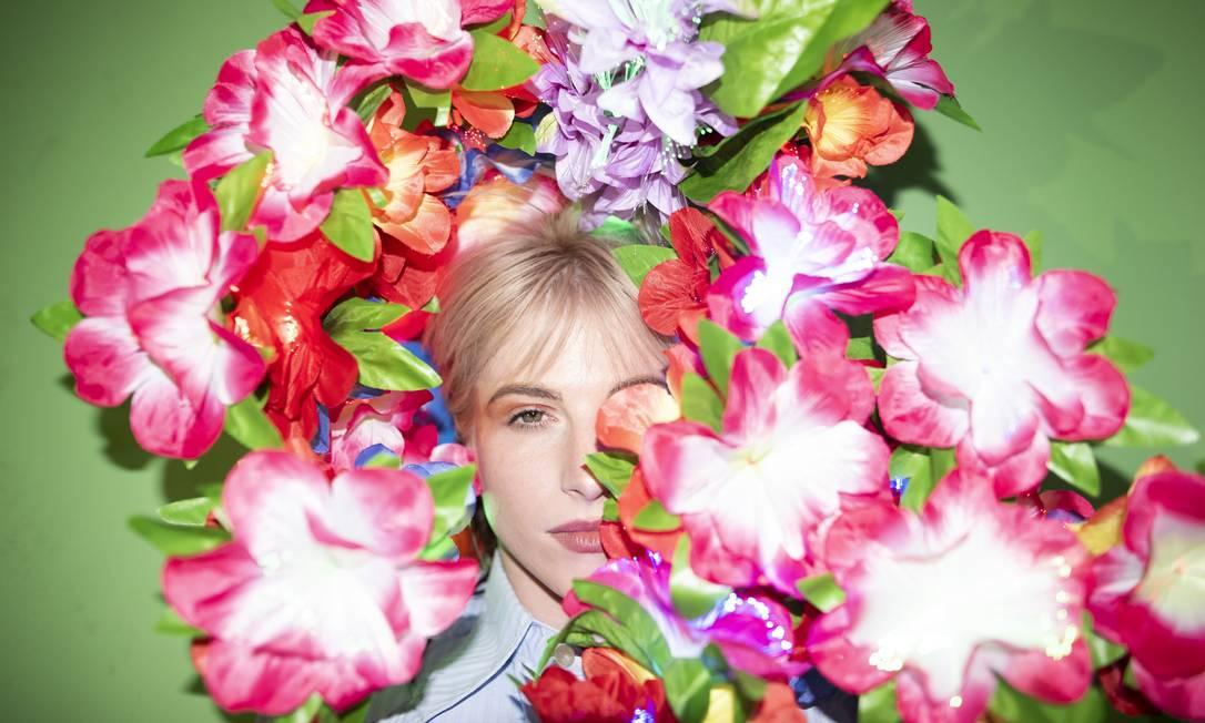 Hayley Williams, líder do Paramore, lança seu primeiro disco solo, 'Petals for armor' Foto: Divulgação/Lindsey Byrnes