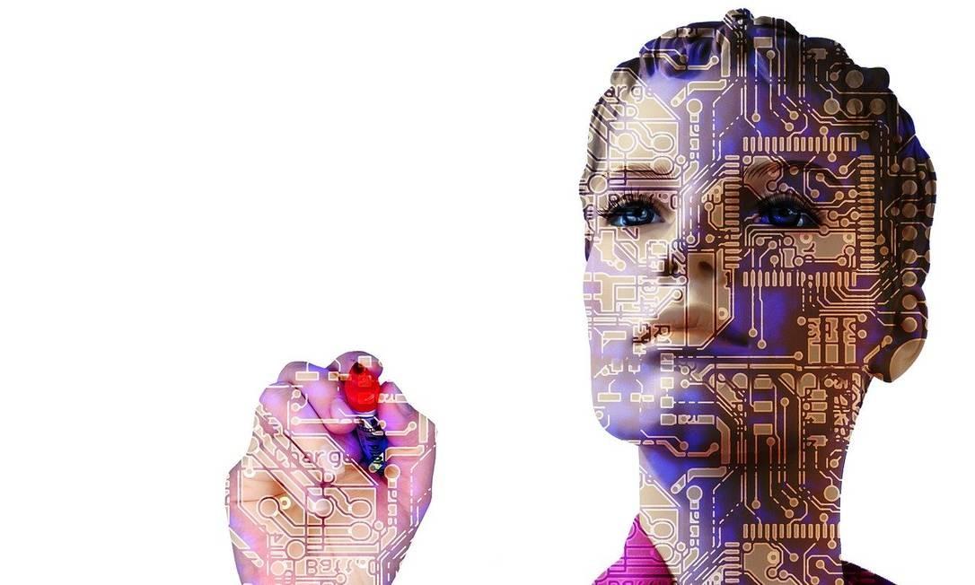 Inteligência artificial é usada por universidades para corrigir exercícios de estudantes Foto: Pixabay