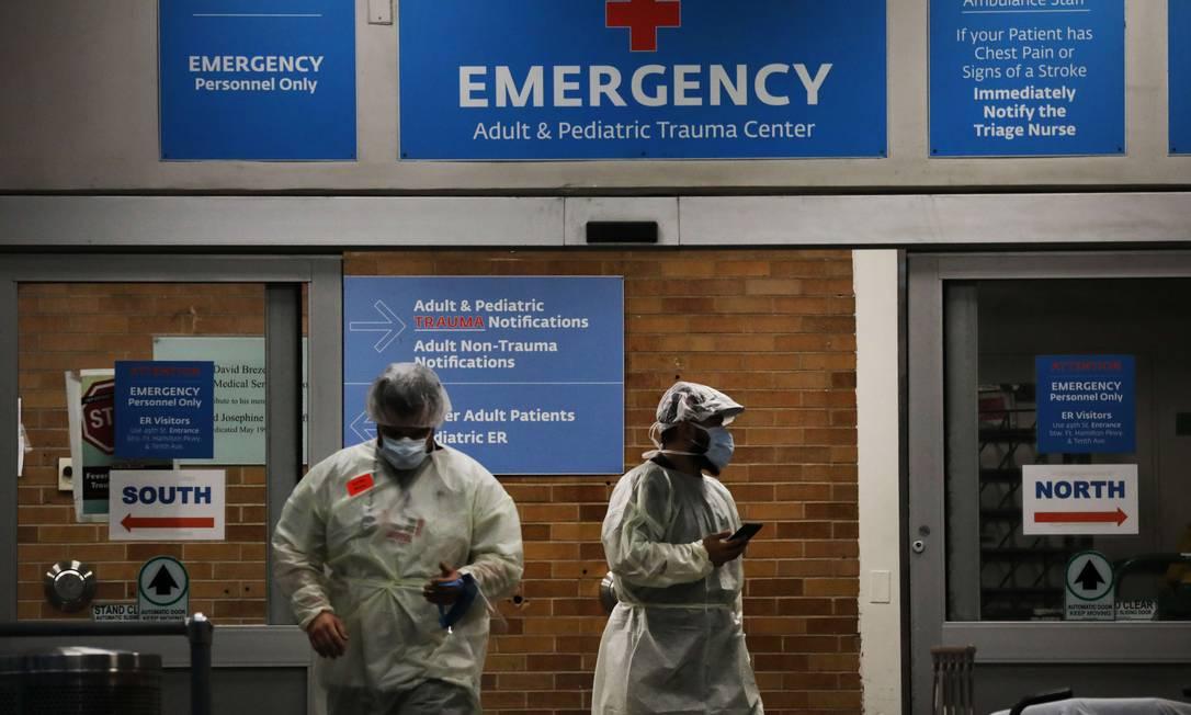 Casos graves de Covid-19 em crianças nova-iorquinas têm chamado atenção de cientistas. Foto: Spencer Platt / AFP