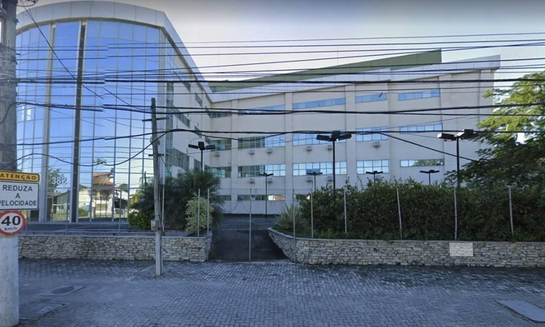 Referenciado. Hospital Oceânico: arrendado pela prefeitura para atender exclusivamente vítimas de Covid-19 Foto: Divulgação