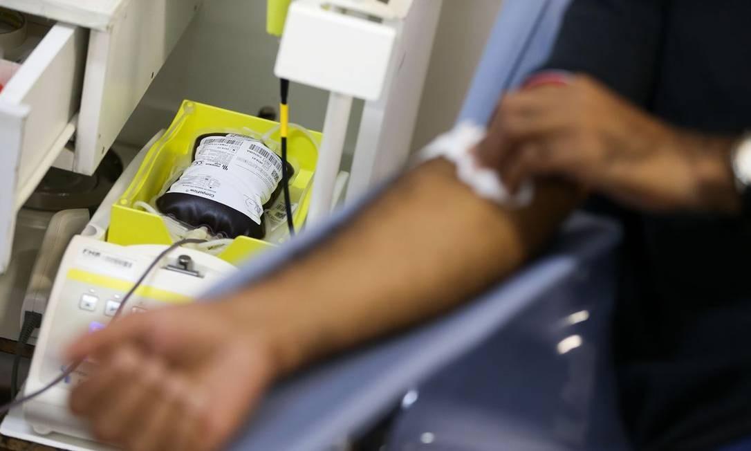 Ação para pedindo para autorizar a doação por homossexuais foi apresentada pelo PSB Foto: Marcelo Camargo / Agência Brasil