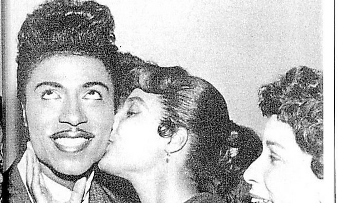 """Com ritmos velozes como um raio, Richard arrastou multidões na década de 1950 com sucessos como """"Tutti Frutti"""" e """"Long Tall Sally"""" Foto: Reprodução"""