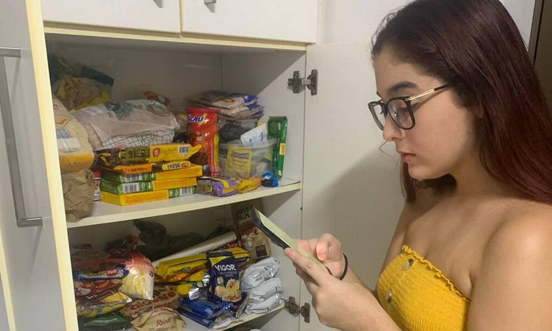 Carolina recebeu produtos diferentes do que havia pedido