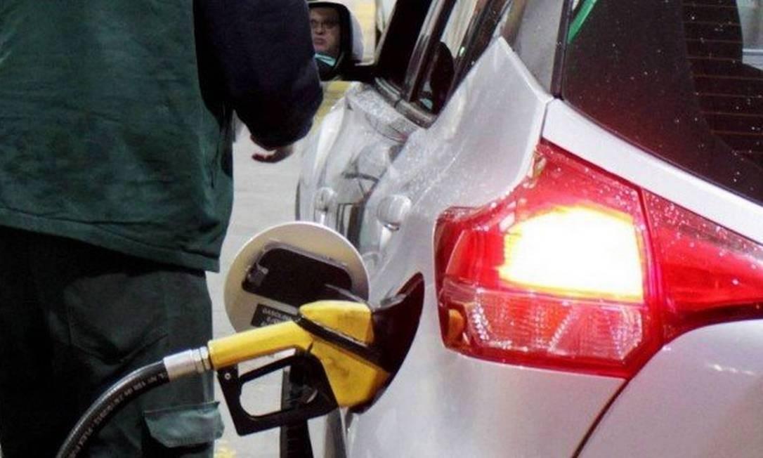 Gasolina: leve redução na semana. Foto: Arquivo