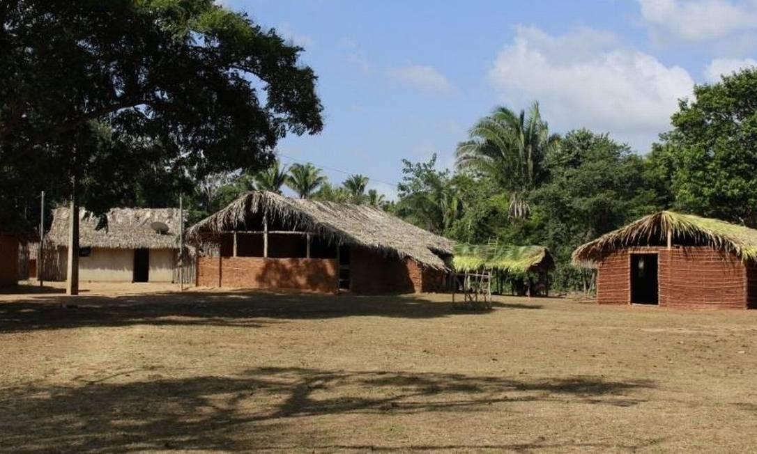 Comunidade rural quilombola no Maranhão Foto: Luís Henrique Wanderley