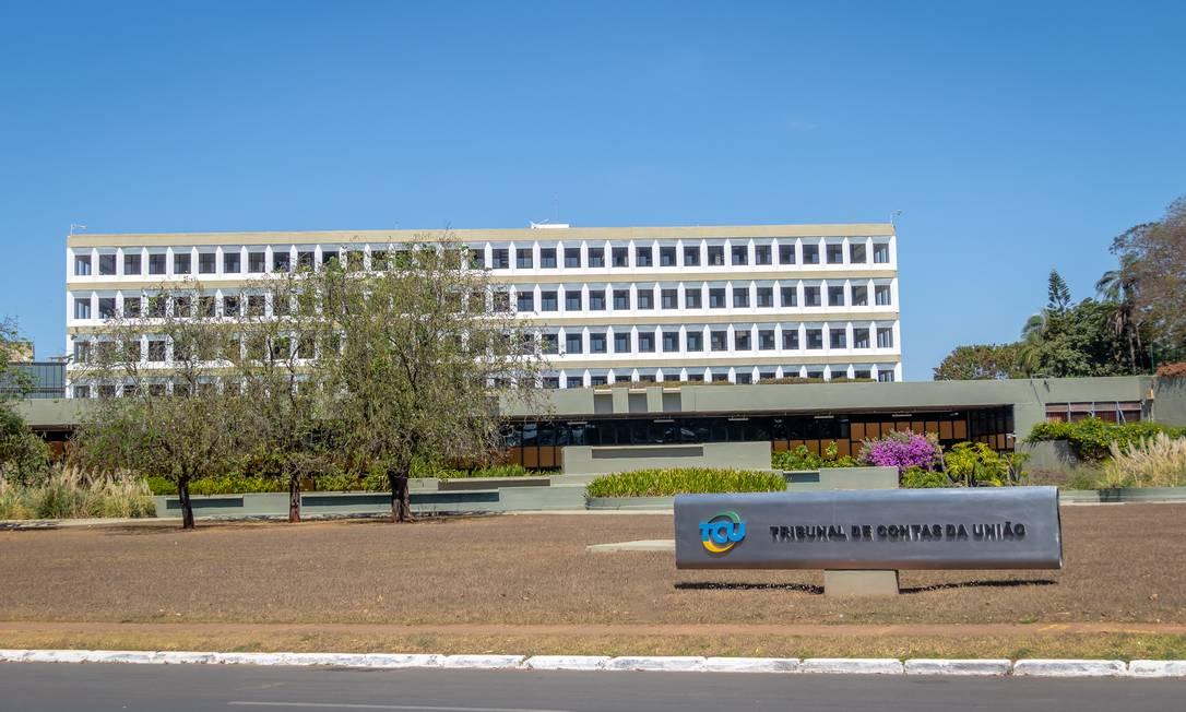 Tribunal de Contas da União, em Brasília Foto: diegograndi / Getty Images