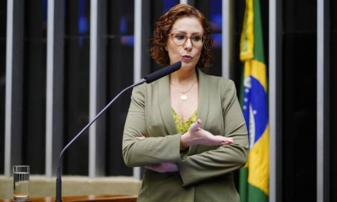 Zambelli anunciou operações contra governadores, um dia antes da contra Witzel Foto: Pablo Jacob / Câmara dos Deputados
