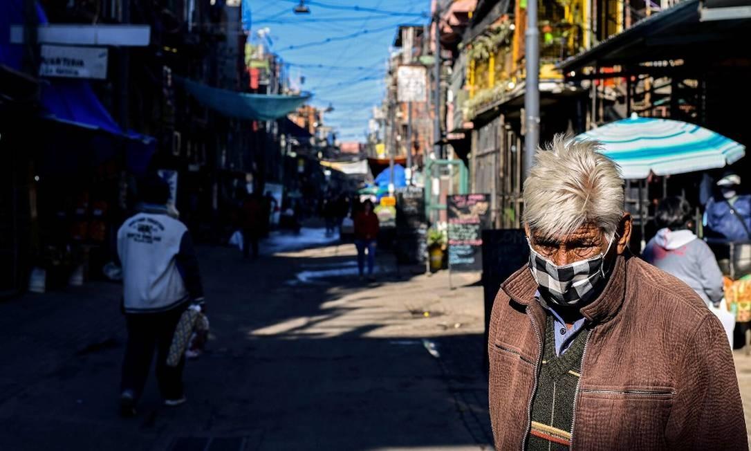 Cerca de 130 milhões de pessoas podem passar a viver extrema pobreza até 2030, diz o relatório. Foto: RONALDO SCHEMIDT / AFP