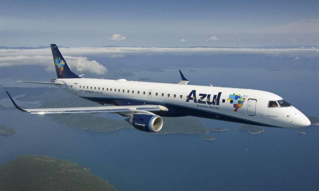 Azul e Latam anunciam acordo para compartilhamento de rotas de milhagem Foto: Agência O Globo