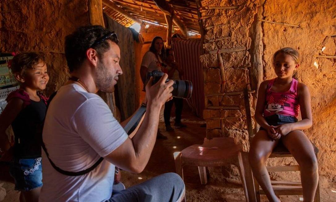 """O fotógrafo Henrique de Campos é responsável pelo projeto """"Miséria que Habita"""", em campanhas que atendem diversas regiões do país. Foto: Divulgação"""