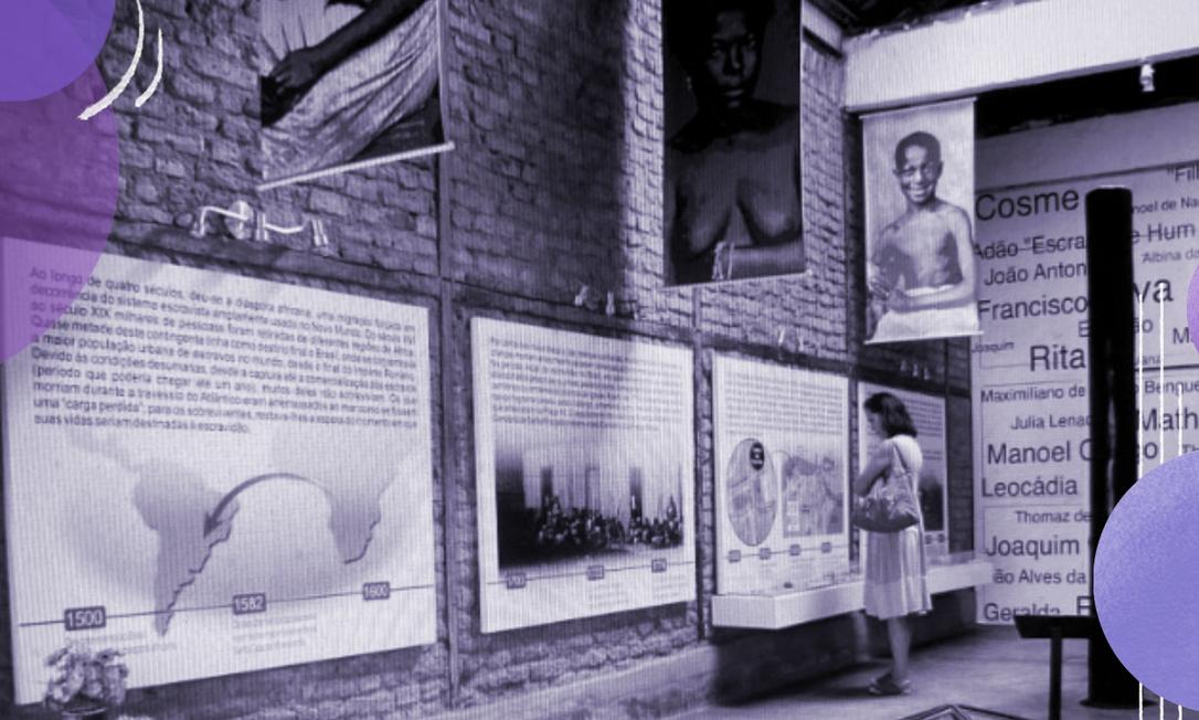 A historiadora Monica Lima questiona quais as reflexões que o 13 de maio pode nos trazer em meio à pandemia do novo coronavírus Foto: Reprodução