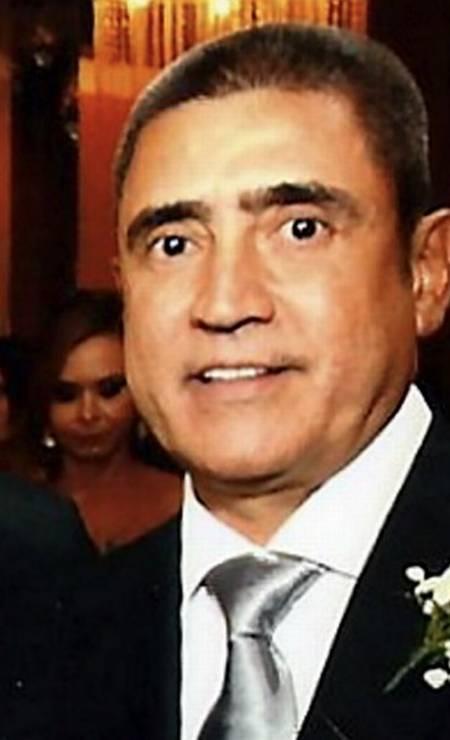Empresário Mário Peixoto - alvo da Operação Favorito, da Polícia Federal e do MPF, nesta quinta-feira Foto: Reprodução