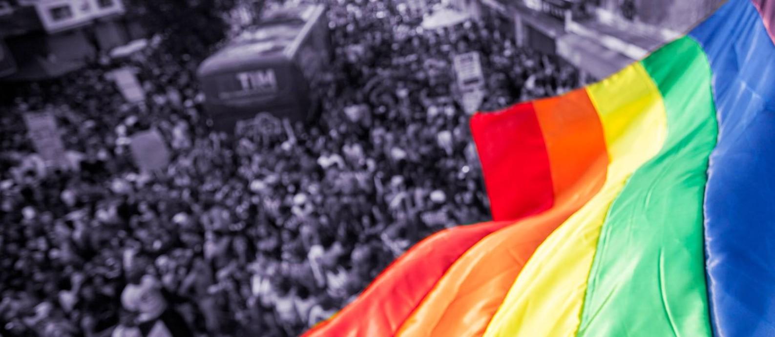Somente no primeiro semestre de 2019, foram registradas 513 denúncias de violação de direitos da pessoas LGBTI+ no Disque 100; dados mais recentes ainda não foram divulgados pelo governo federal Foto: Agência O Globo