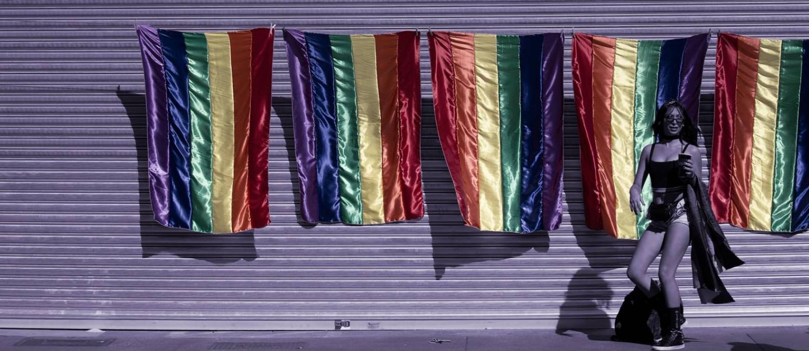 Em junho do ano passado, o STF concluiu o julgamento e reconheceu a LGBTfobia como crime de racismo Foto: Agência O Globo