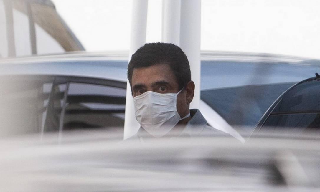 Mário Peixoto, preso nesta quinta-feira, na operação da PF e do MPF Foto: Márcia Foletto / Agência O Globo