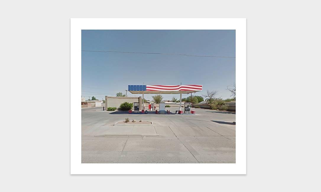 Posto de gasolina nos EUA Foto: Jacqui Kenny / Divulgação
