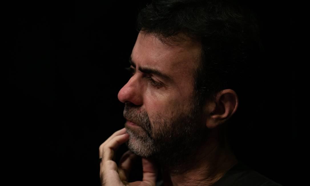 O deputado federal Marcelo Freixo (PSOL-RJ) 18/01/2020 Foto: Roberto Moreyra / Agência O Globo
