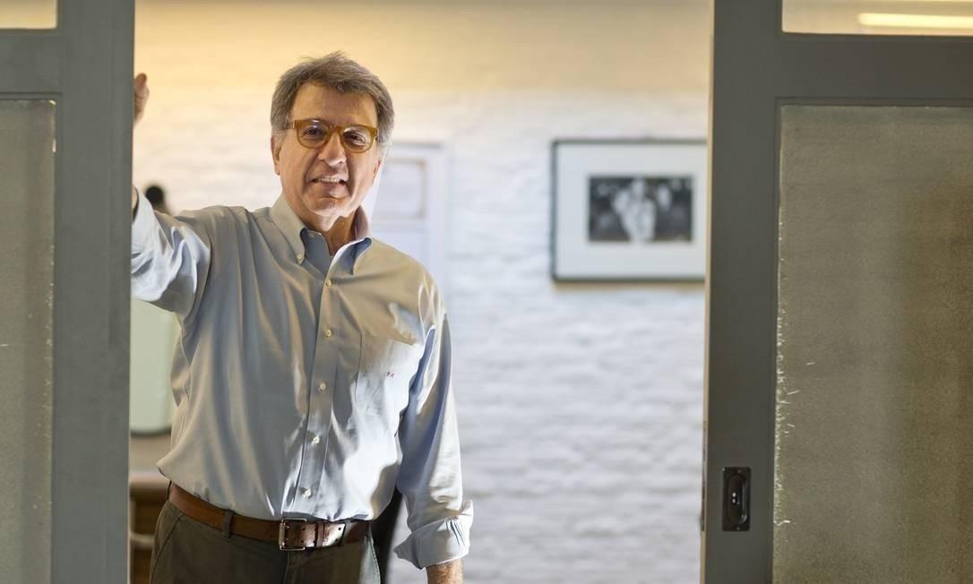 Paulo Marinho afirma ter ouvido de Flavio que um delegado lhe vazou que Queiroz era alvo de investigação Foto: Antonio Scorza / Agencia O Globo