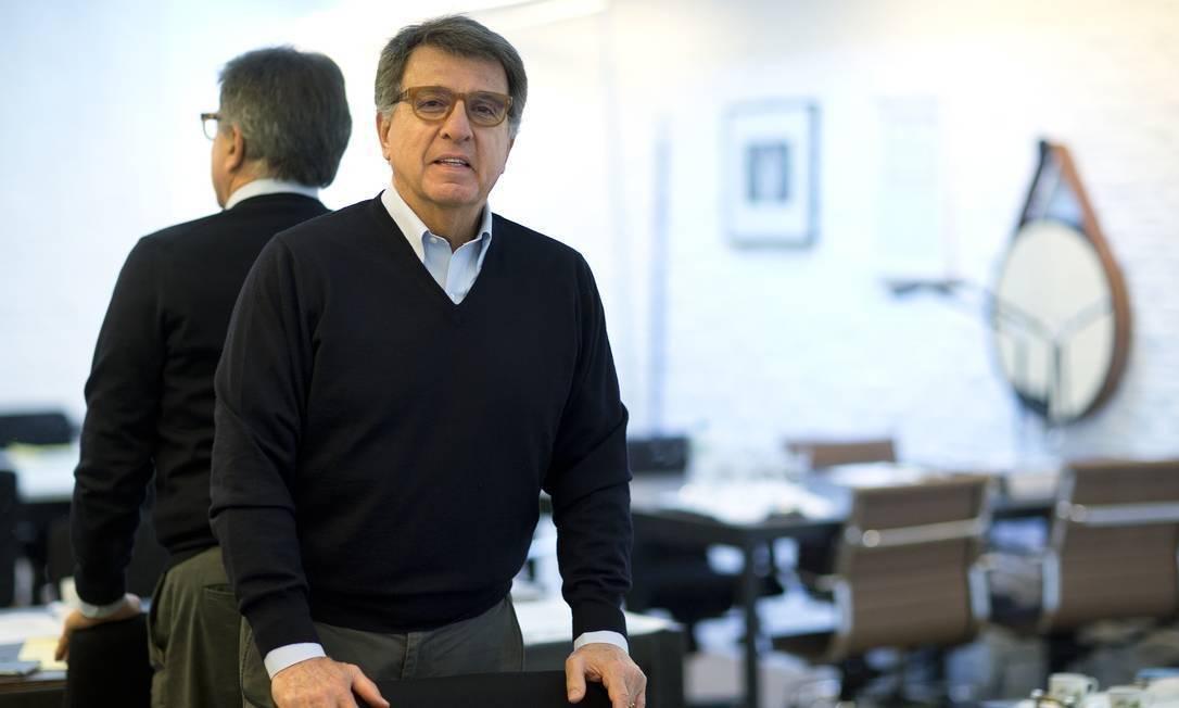 O empresário Paulo Marinho, que ajudou a coordenar a campanha de Jair Bolsonaro à Presidência Foto: Antonio Scorza / Agência O Globo
