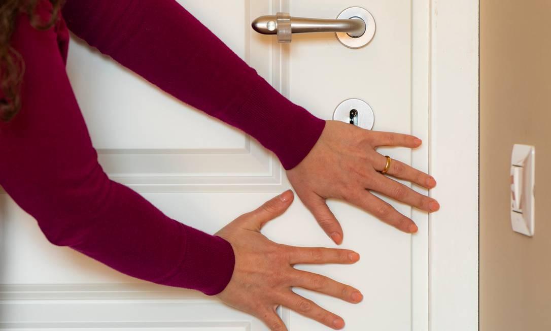 Privacidade em tempos de quarentena Foto: Shutterstock