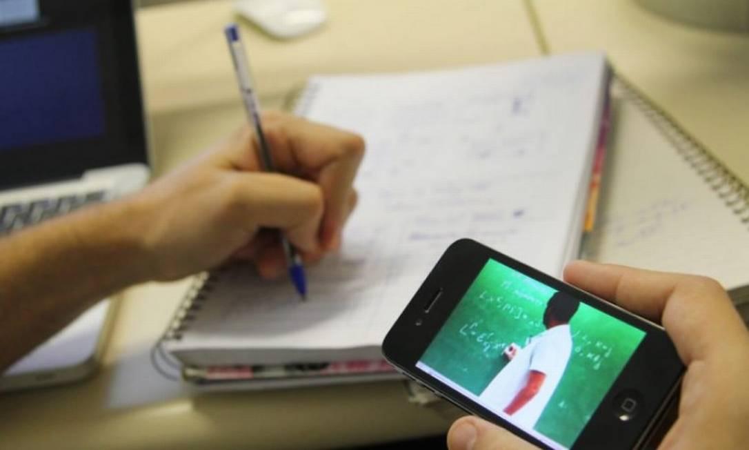 Coronavírus: aulas dos cursos presenciais passaram a ser ministradas on-line por causa da quarentena Foto: Divulgação - MCTIC