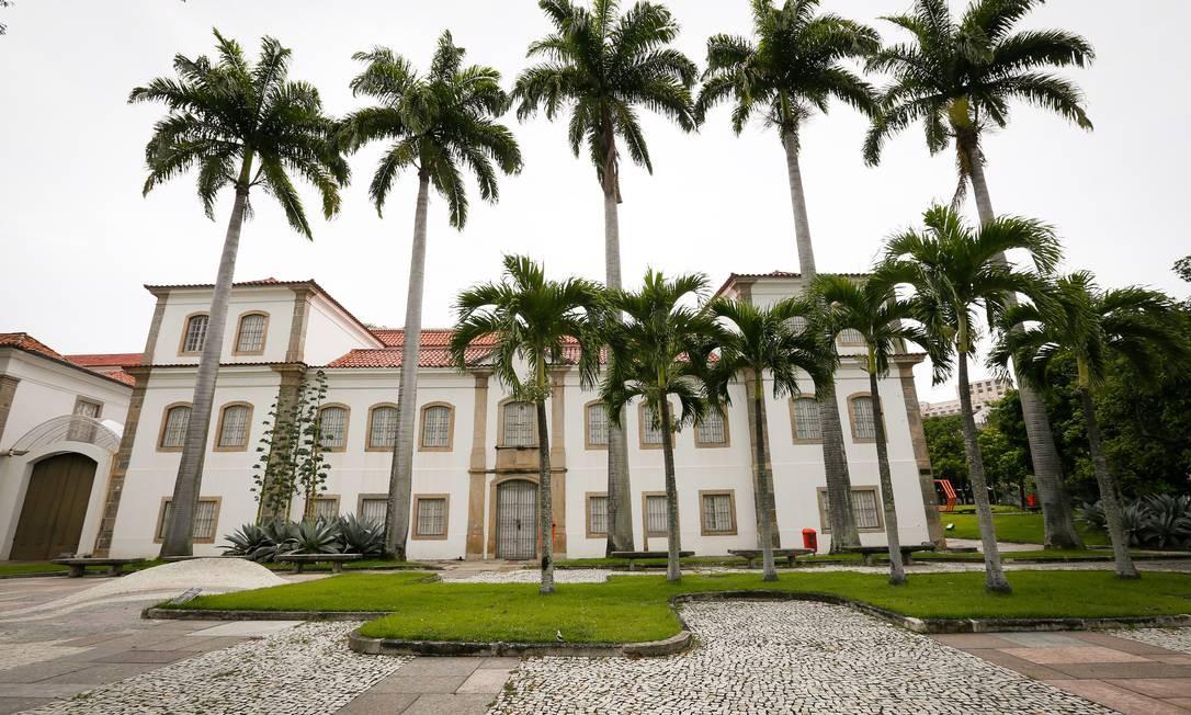Museu Histórico Nacional, no Rio de Janeiro, em 2016 Foto: Pablo Jacob / Agência O Globo