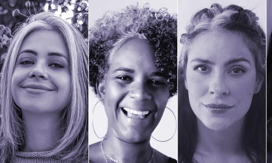 Cansadas de pintar o cabelo por padrão estético, mulheres decidem abandonar a tintura e deixar os fios grisalhos Foto: Arquivo Pessoal
