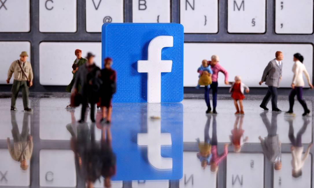 O serviço lançado pelo Facebook será gratuito para os lojistas, com o faturamento vindo de anúncios Foto: Dado Ruvic / REUTERS