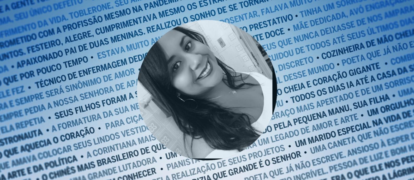 Gabriela Santos Silva Foto: Arquivo pessoal